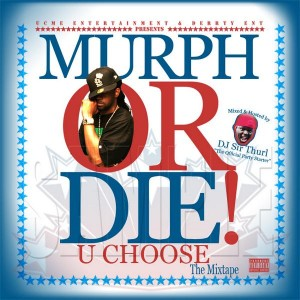 Murph Or Die CD Layout